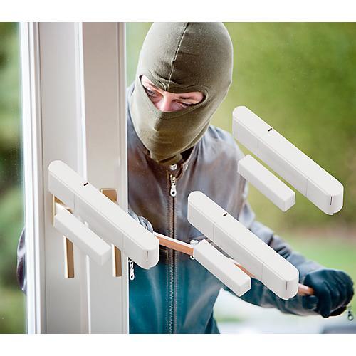 olympia 5907 t r fenstermelder 3 st ck f r alarmanlage protect led kontrolle g nstig kaufen. Black Bedroom Furniture Sets. Home Design Ideas