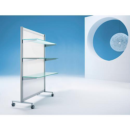 fachboden esg glas satiniert inklusiv tr ger g nstig kaufen sch fer shop. Black Bedroom Furniture Sets. Home Design Ideas