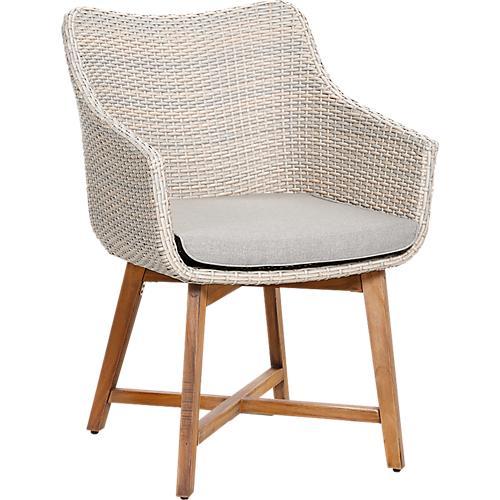 set paterna 2 si ges en osier et teak d 39 ext rieur acheter bon march sch fer shop. Black Bedroom Furniture Sets. Home Design Ideas