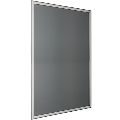 cadre photo ou pour affiche alu anodis argent coins angle droit acheter bon march. Black Bedroom Furniture Sets. Home Design Ideas