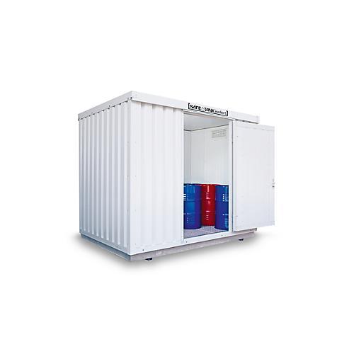 safe gefahrstoff lagercontainer tank sti 1000 isoliert 3005 x 2170 mm g nstig kaufen sch fer. Black Bedroom Furniture Sets. Home Design Ideas