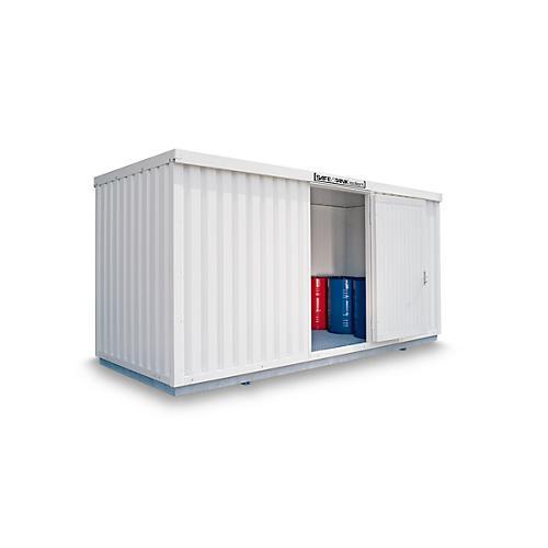 safe gefahrstoff lagercontainer tank sti 1700 isoliert 5080 x 2170 mm g nstig kaufen sch fer. Black Bedroom Furniture Sets. Home Design Ideas