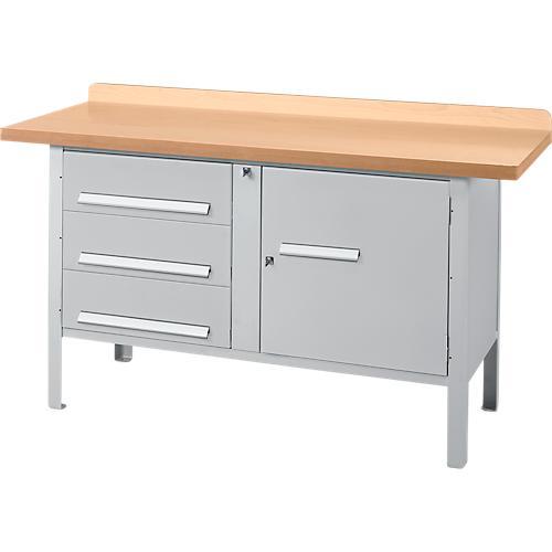 universelle profi werkbank pw 150 4 g nstig kaufen sch fer shop. Black Bedroom Furniture Sets. Home Design Ideas
