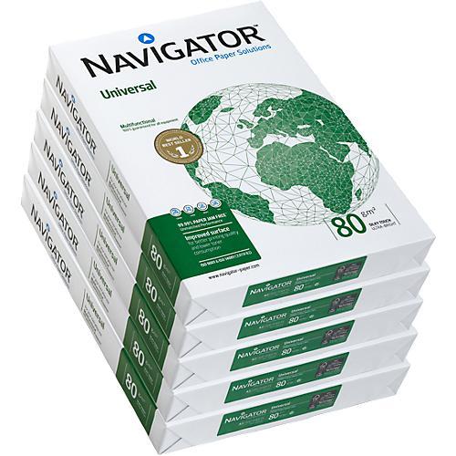 kopierpapier navigator universal g nstig kaufen sch fer shop. Black Bedroom Furniture Sets. Home Design Ideas