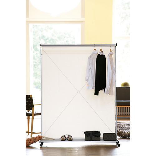 garderobe hang up mobil auf 4 rollen g nstig kaufen sch fer shop. Black Bedroom Furniture Sets. Home Design Ideas