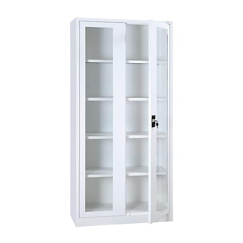 medikamentenschrank abschlie bar 4 h henverstellbare b den g nstig kaufen sch fer shop. Black Bedroom Furniture Sets. Home Design Ideas