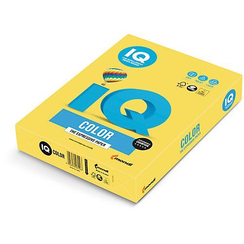 Kopier-/& Druckerpapier A4 80gr kanariengelb NEU 50 Bl