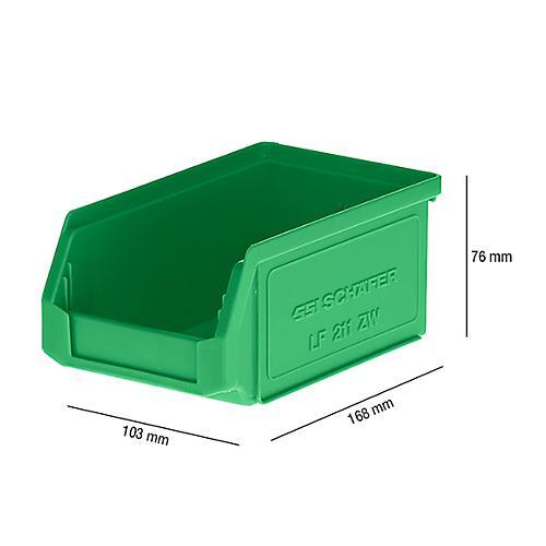 Stapelboxen sortieren und einlagern leicht gemacht Sortierboxen gebraucht