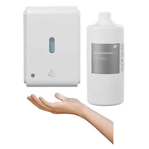 Desinfektions Mittel Spender Automatisch 1000ml Sensor /& 6L Handdesinfektion