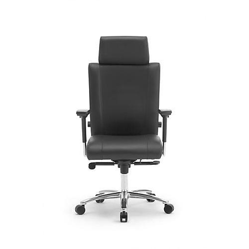 Bürostuhl Non Stop Mit Armlehnen Sitzzeit 24 H Bis 150 Kg Lordosenstütze
