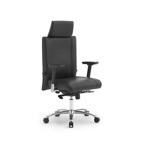 b rostuhl non stop mit armlehnen sitzzeit 24 h bis 150 kg lordosenst tze g nstig kaufen. Black Bedroom Furniture Sets. Home Design Ideas