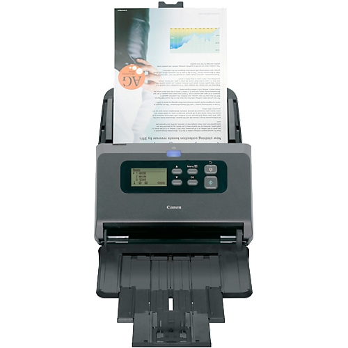 Canon Dokumentenscanner Dr M260 F Din A4 Formate Mit Dr Chip F Arbeitsgruppen