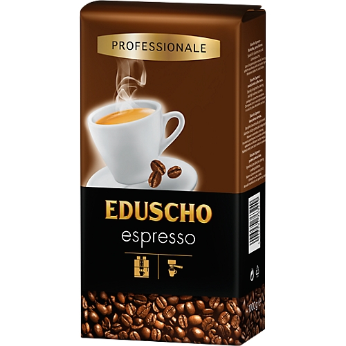 eduscho kaffee professionale espresso ganze bohnen. Black Bedroom Furniture Sets. Home Design Ideas