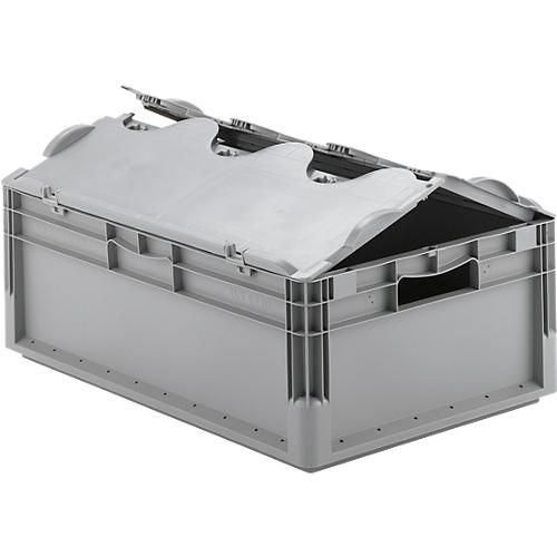 euro box leichtbeh lter elb 6220 aus pp inhalt 43 7 l mit o ohne deckel g nstig kaufen. Black Bedroom Furniture Sets. Home Design Ideas