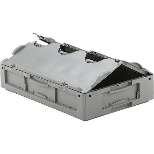 euro box serie ltb 6120 aus pp inhalt 20 3 l mit o ohne deckel g nstig kaufen sch fer shop. Black Bedroom Furniture Sets. Home Design Ideas