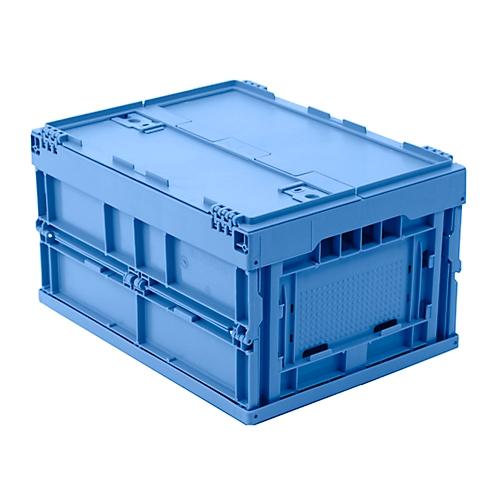 euro ma faltbox 4322 dl mit deckel f r lager und mehrwegtransport inhalt 19 l g nstig. Black Bedroom Furniture Sets. Home Design Ideas