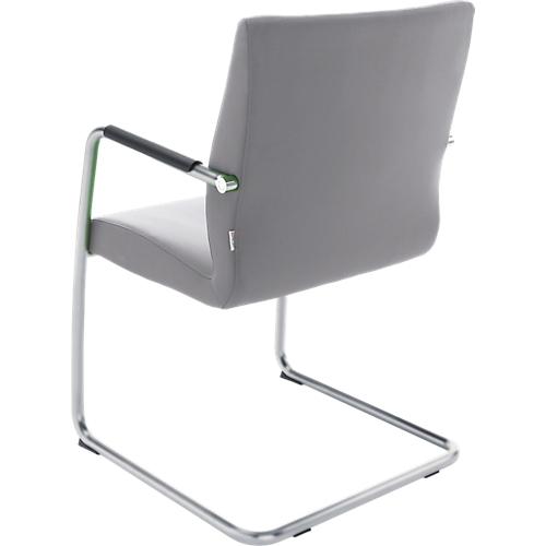 freischwinger actos perfekt f lange sitzungen r ckenlehne 530 mm belastbar 150 kg g nstig. Black Bedroom Furniture Sets. Home Design Ideas