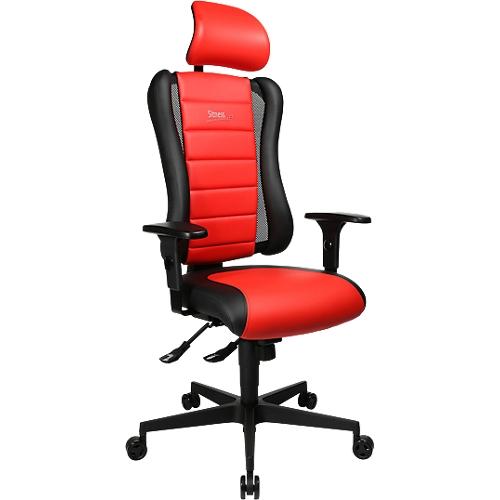 Rs3d Sitness 8 Stuhl SitzflächeSynchronmechanikSitzzeit StdSchwarzblau Gaming W2IH9YED