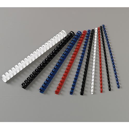plastikbinder cken gbc 6 mm 100 st ck g nstig kaufen sch fer shop. Black Bedroom Furniture Sets. Home Design Ideas