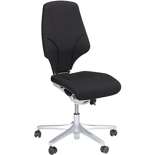 Giroflex Bürostuhl Modell 64 Ohne Armlehnen Verschleißfreie Synchronmechanik Bis 150 Kg