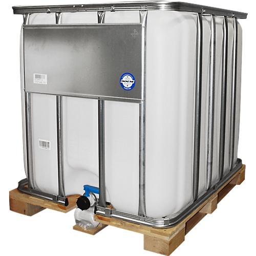 Super IBC-Tank, Container-Wassertank auf Holzpalette, 1000 L günstig &FU_38