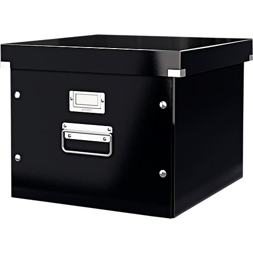 leitz archivbox click store f r max 50 h ngekarten karton etikettenhalter g nstig kaufen. Black Bedroom Furniture Sets. Home Design Ideas