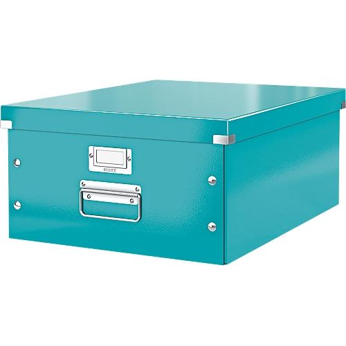 leitz archivbox click store verschiedene gr en. Black Bedroom Furniture Sets. Home Design Ideas