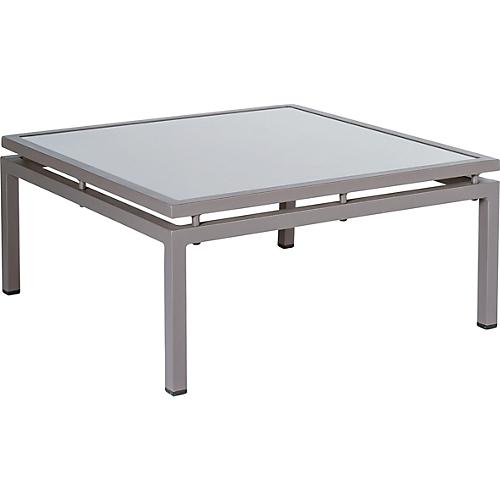 stern lounge beistelltisch lucy wetterfest mit glasplatte quadratisch g nstig kaufen. Black Bedroom Furniture Sets. Home Design Ideas