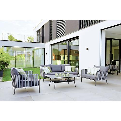 Stern lounge tisch space 130x80 cm wetterfest for Design tisch taschenrechner