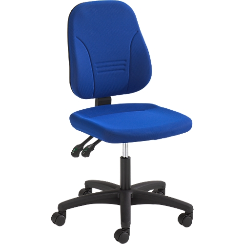 Bureaustoel Zonder Rugleuning.Prosedia Bureaustoel Younico Plus 3 Lage 3d Rugleuning 510 Mm