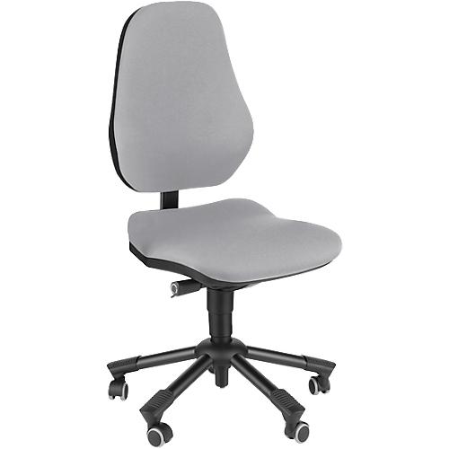 Bureaustoel Zonder Armleuning.Prosedia Leanos Iv Bureaustoel Zonder Armleuningen Zwart Voordelig