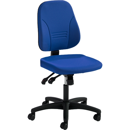 Bureaustoel Zonder Rugleuning.Prosedia Younico Plus 8 Bureaustoel Rugleuning 510 Mm Zonder