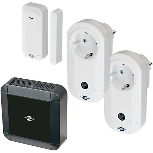 smart home schalter brennenstuhl brematicpro smart home. Black Bedroom Furniture Sets. Home Design Ideas