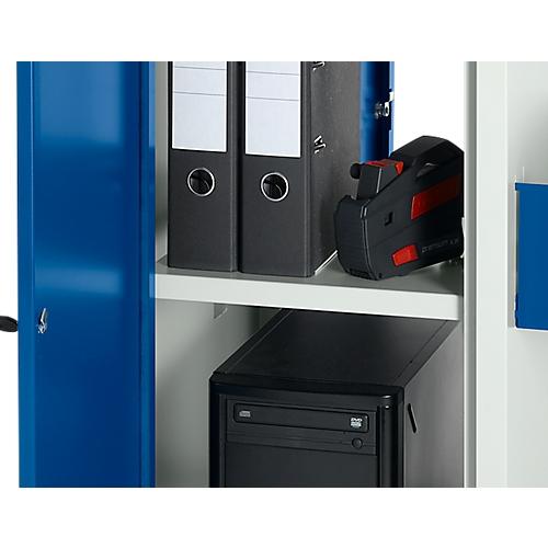 stahl fachboden f r pc schrank g nstig kaufen sch fer shop. Black Bedroom Furniture Sets. Home Design Ideas
