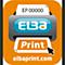 Elba Print