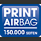 Brother Print-Airbag 350.000