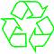 Recycelbarer Kunststoff