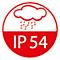 IP54 staub-und spritzwasserge.