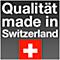 Qualität made in Switzerland