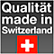 Qualität made in Switzerland