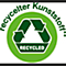 recycelter Kunststoff