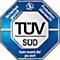 TÜV (Süd): gecontroleerde productie. Meer informatie onder: tuev-sued.de/ps-zert