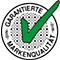 Garantierte Markenqualität