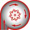 Starmix Tangentiële Cycloneprins van Starmix