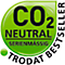Trodat CO2-neutral