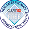 Cleartex PHTHALATE GRATIS