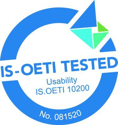 IS-OETI TESTED Zertifikat - Vertrauen und Sicherheit