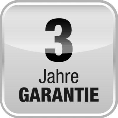 3 jaar garantie