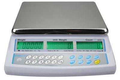 Duale Zählwaage Serie CBD, mit Edelstahl-Plattform, für  16 kg