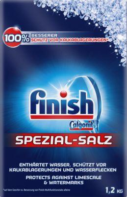 Finish zout voor vaatwasser, pak van  1,2 kg